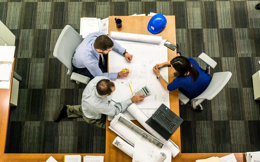 Coworking para engenheiros e arquitetos: flexibilidade e produtividade
