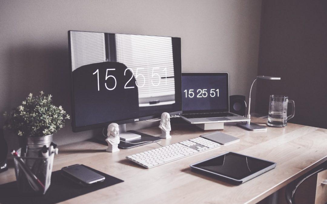 A sua organização afeta a sua produtividade?